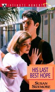 Cover of: His Last Best Hope