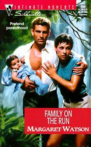Cover of: Family on the Run