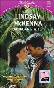 Cover of: Morgan's Wife