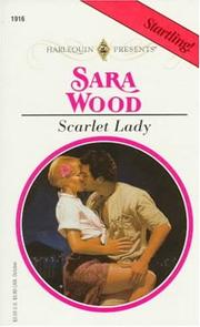 Cover of: Scarlet Lady | Wood