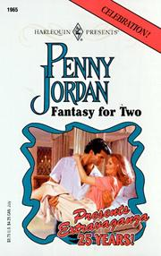 Cover of: Fantasy for Two by Penny Jordan