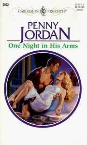 Cover of: One Night in His Arms | Penny Jordan