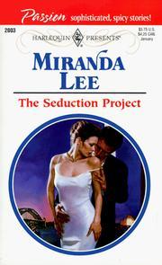 Seduction Project  (Presents Passion)