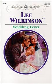 Cover of: Wedding Fever