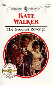 Cover of: The groom's revenge