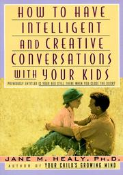 Cover of: How to...Intelligent Conversation with Kids