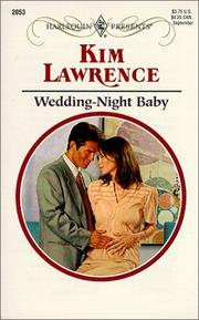 Cover of: Wedding Night Baby