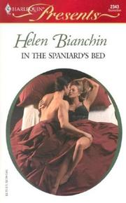 In the Spaniard's bed