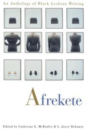 Cover of: Afrekete