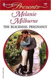 Cover of: The Blackmail Pregnancy