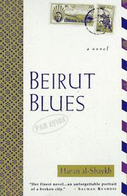 Cover of: Beirut Blues