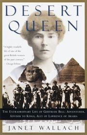Cover of: Desert queen