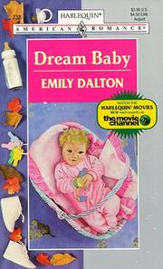 Cover of: Dream Baby