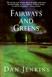 Cover of: Fairways and Greens