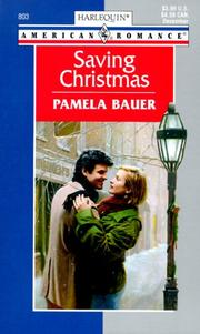 Cover of: Saving Christmas