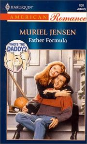 Cover of: Father Formula (Whos The Daddy?)