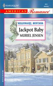 Cover of: Jackpot Baby |