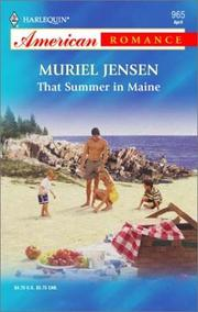 Cover of: That summer in Maine