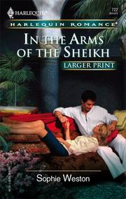 Cover of: In The Arms Of The Sheikh
