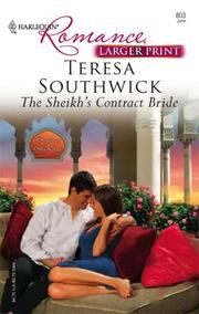 Cover of: The Sheikh's Contract Bride (Brothers and Bhakar)