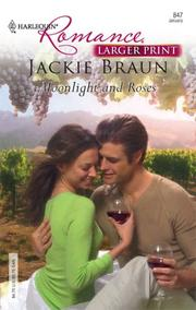 Cover of: Moonlight And Roses | Jackie Braun