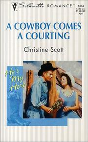 Cover of: Cowboy Comes A Courting  (He