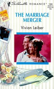 Cover of: Marriage Merger  (Loving The Boss) | Leiber