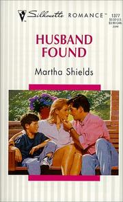 Cover of: Husband Found (Family Matters)