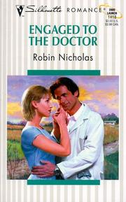 Cover of: Engaged To The Doctor | Nicholas