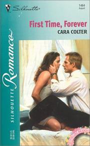 Cover of: First Time, Forever (Virgin Brides) | Colter