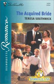 Cover of: Acquired Bride (Storkville, Usa)