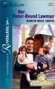 Cover of: Her Honor-Bound Lawman (Silhouette Romance #1480) (Storkville, USA)