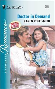 Cover of: Doctor In Demand
