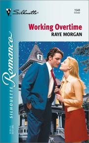 Cover of: Working Overtime | Raye Morgan