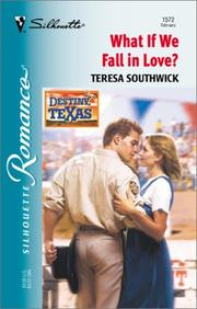 Cover of: What If We Fall In Love? (Destiny, Texas)