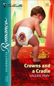 Cover of: Crown And A Cradle  (The Carramer Legacy) | Valerie Parv