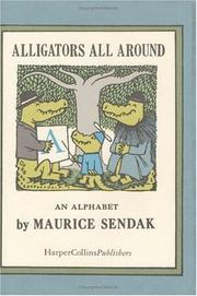 Cover of: Alligators All Around by Maurice Sendak