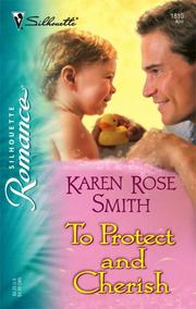 Cover of: To Protect And Cherish