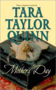 Cover of: Mother's Day (3 novels in 1)