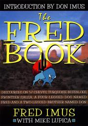 Cover of: The Fred book | Fred Imus