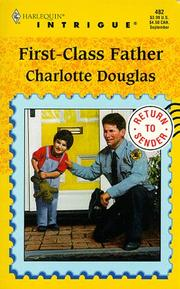 Cover of: First-Class Father | Charlotte Douglas