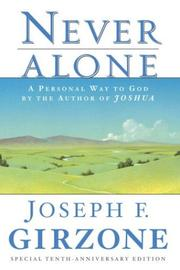 Cover of: Never Alone