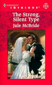 Cover of: Strong, Silent Type | Jule McBride