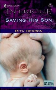 Cover of: Saving His Son