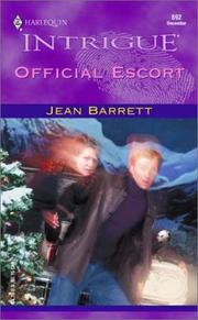Cover of: Official Escort by Jean Barrett