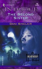 Cover of: second sister | Dani Sinclair