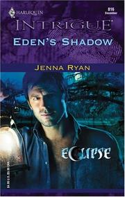 Cover of: Eden's shadow | Jenna Ryan