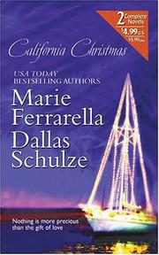 Cover of: California Christmas | Marie Ferrarella, Dallas Schulze.