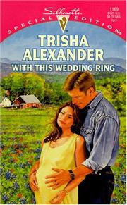 Cover of: With This Wedding Ring
