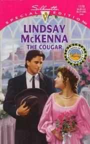 Cover of: Cougar (Cowboys Of The Southwest)